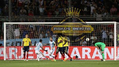 Gol Ketiga Yang Di Ciptakan Oleh Angel Di Maria, Messi (Assist)