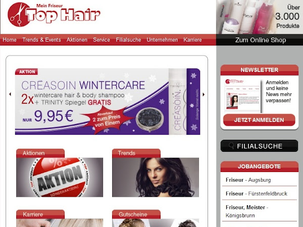 Top Hair - Haarkosmetik
