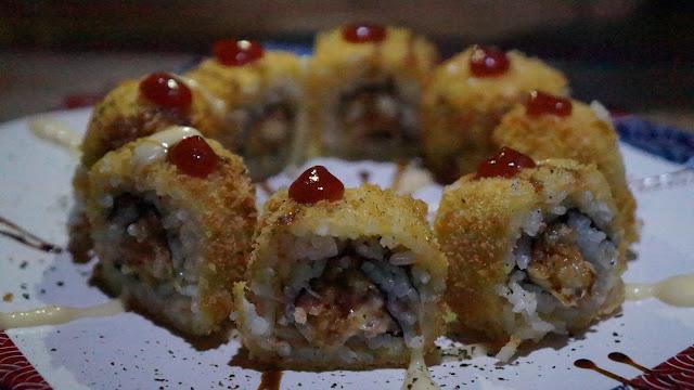 Nagasaki Salmon Mokuzai Cafe Pontianak