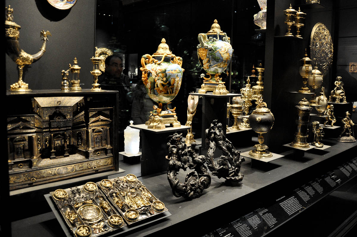 The Waddesdon Bequest, The British Museum, London, UK