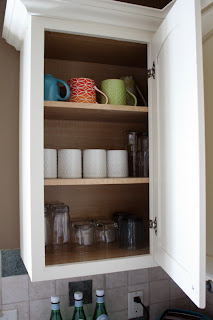 tips on how to organize kitchen cabinets
