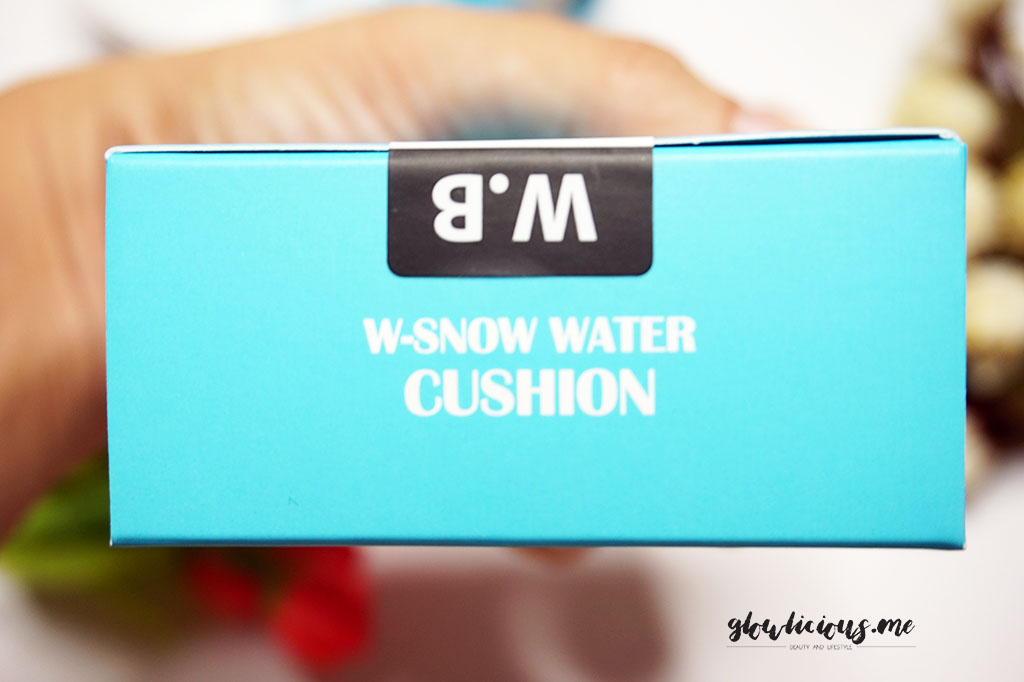 W.lab W.Snow Water Cushion #23