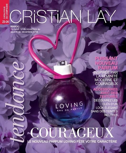 catalogue cristian lay maroc novembre decembre 2018