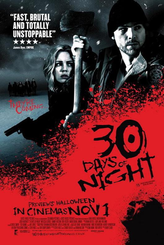 30 Day Of Night HD 30 ราตรีผีแหกนรก