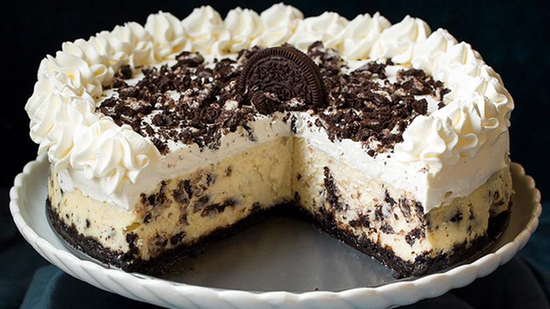 Cookies 'N Cream Cheesecake