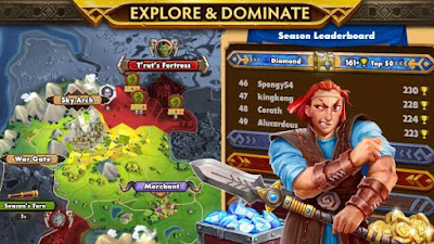 Warlords - Turn Based Strategy Apk V0.23.24 [Mod HP/DMG]