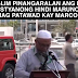 WATCH: MUSLIM SAYS IF ROXAS WON THE ELECTION EVEN THE COCKROACHES ARE DRUG ADDICTS