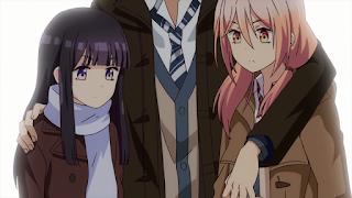 Nonton Anime Netsuzou TRap - NTR