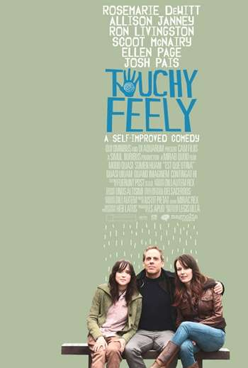 Touchy Feely (2013) DVDRip Latino