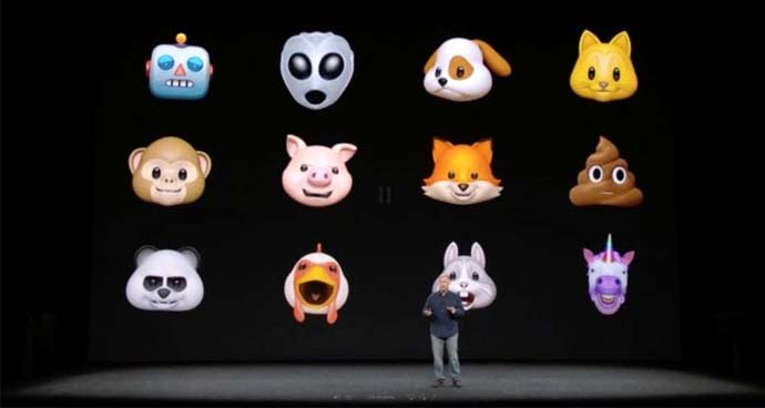 Animoji / Emoji pada Iphone X