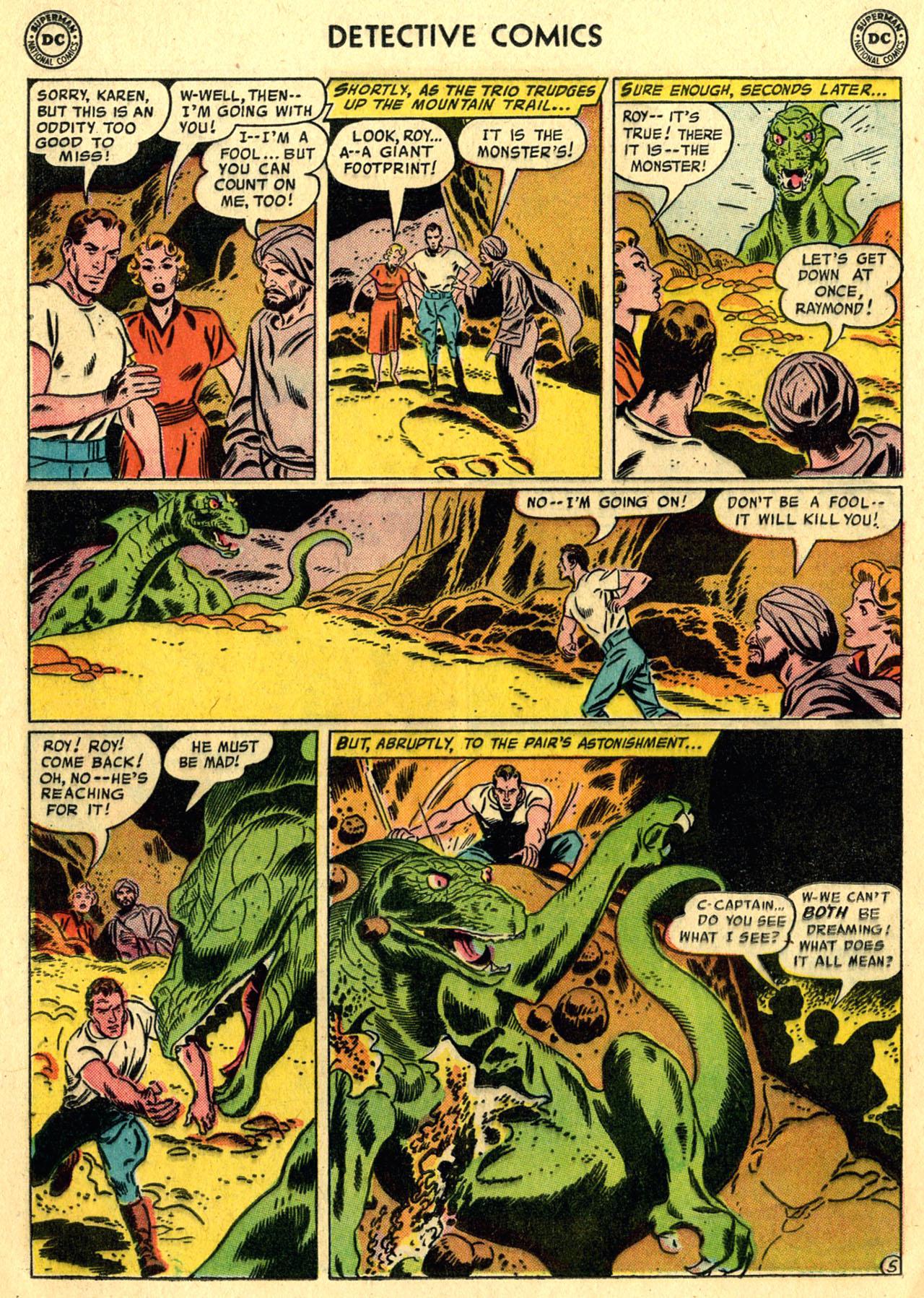 Detective Comics (1937) 254 Page 22