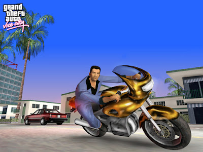 Grand Theft Auto-Vice City Game Free Download