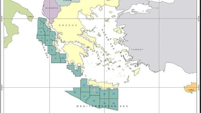Έρχονται τα γεωτρύπανα στο Ιόνιο για πετρέλαιο και φυσικό αέριο: Υπεγράφη η απόφαση
