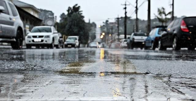 Defesa Civil te informa se vai ter tempestade ou não em Colombo
