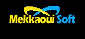 شعار مؤسسة و محل مكاوي سوفت