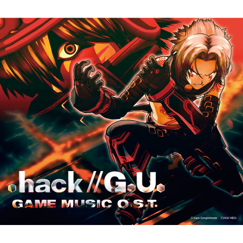 Chikayo Fukuda – .hack//G.U. GAME MUSIC O.S.T. [FLAC 24bit + MP3 320 / WEB]