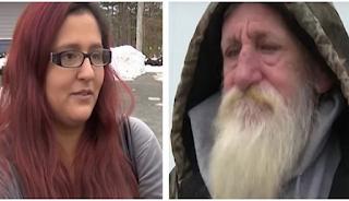 Φτωχή και ανύπαντρη μητέρα λέει στον άστεγο να μπει στο αυτοκίνητό της. Αυτό που ακολούθησε; θα σας συγκλονίσει