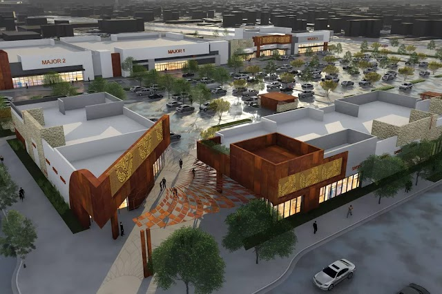 A Look at New Shopping Center coming to Jordan Downs