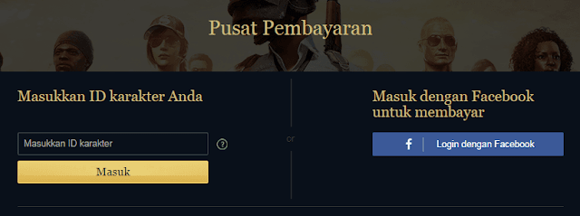 Cara Top Up UC PUBG Mobile Via Pulsa / Indomaret