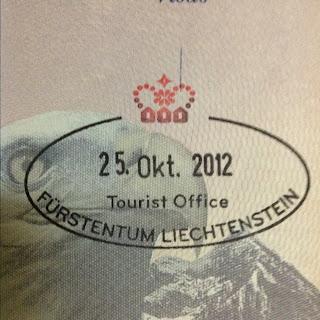 Where to buy postcards in Liechtenstein - Max & Co Post
