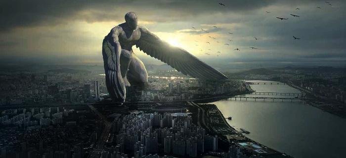 Os Anjos Caidos Mencionados Na Biblia Eram Seres Alienigenas E