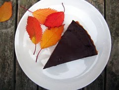 Chocolate and Chestnut Torte