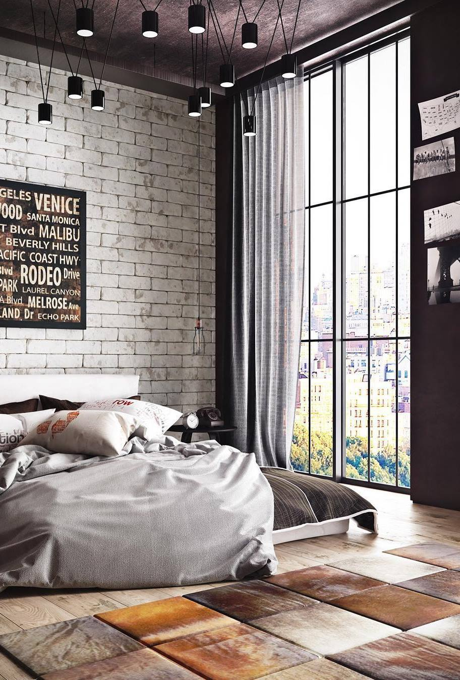 bedroom loft design inspiration