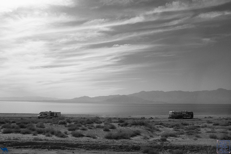 Le Chameau Bleu - Blog Voyage Californie USA - Visite de Salton Sea - Californie du Sud Etats Unis d'Amérique
