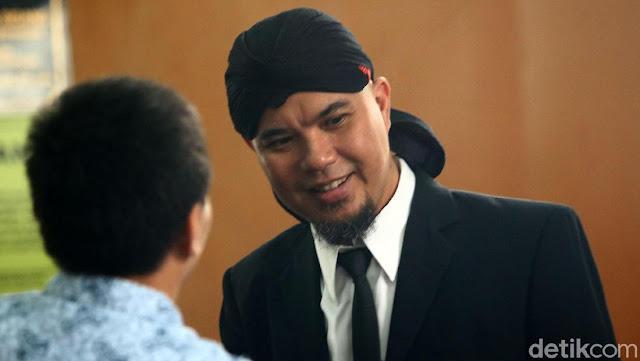 Ahmad Dhani Dipindah dari Rutan Cipinang ke Surabaya