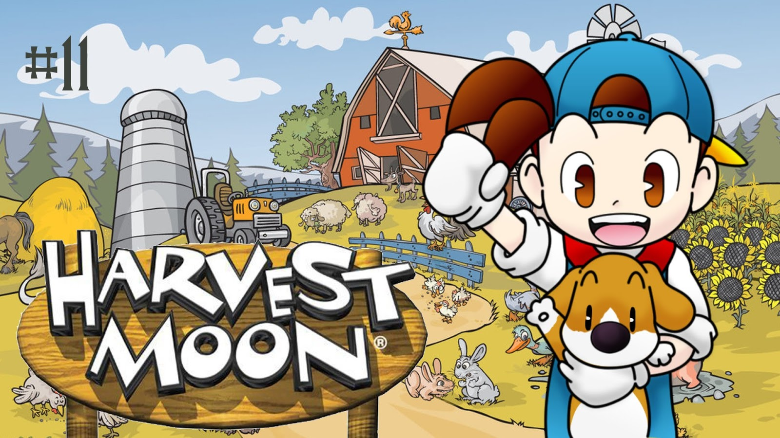 Harvest moon back to nature marriage glitch