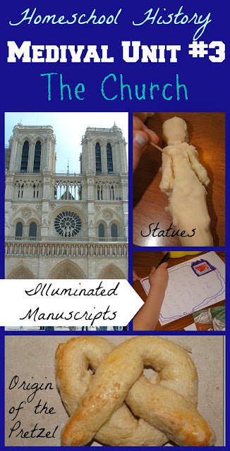Illuminated Manuscripts, Medieval Statues, Origin of the Pretzel
