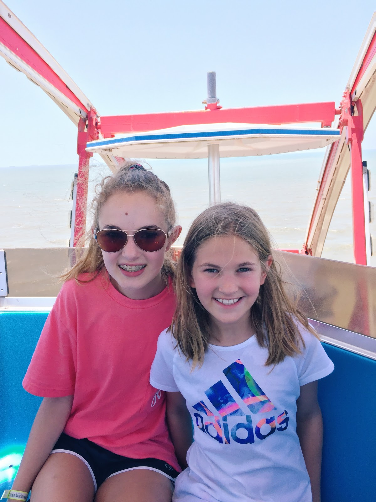 Galveston Travel Guide // Pleasure Pier