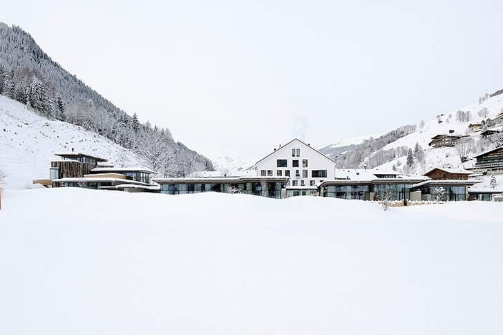 Boutique Hotel in Alps, Austria