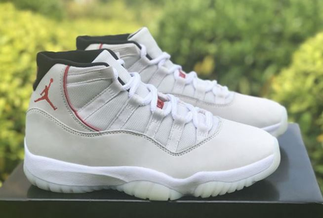 df642eca558482 Air Jordan 11 Platinum Tint Retro Sneakers (Images + Where To Find)