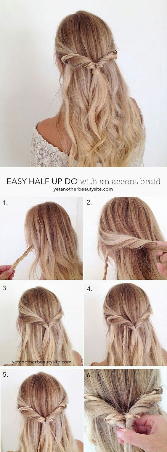 16 Boho Prom Hairstyle Tutorials For A More Relaxed Look