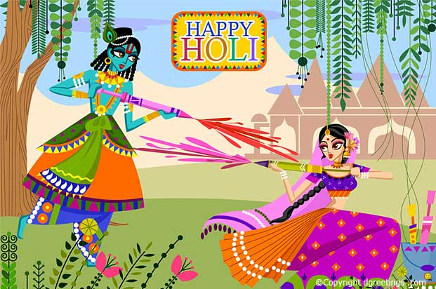 Happy Holi Images 2019