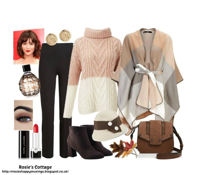 An Autumn Afternoon Walk created on Polyvore by Rosies Cottage