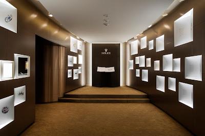 TOUS, Rolex, Josep Lluís Sert, Barcelona, inauguración, joyería, shopping, tienda, blog moda masculina,