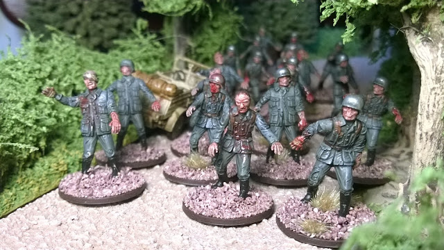 Totenkorp german nazi zombies