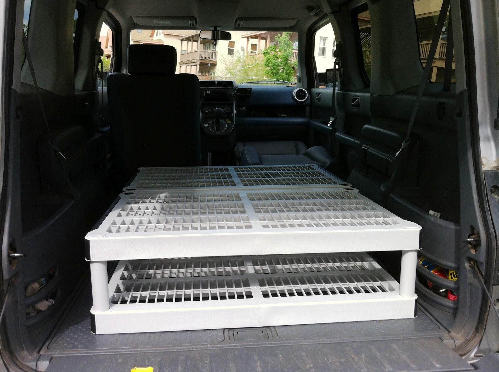 honda element camper conversion kit autos weblog. Black Bedroom Furniture Sets. Home Design Ideas