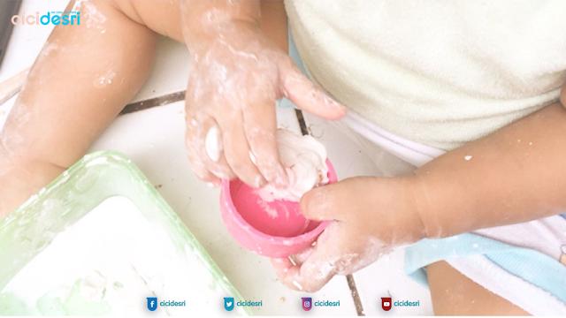 Montessori at home, Montessori di rumah, kurikulum pendidikan anak