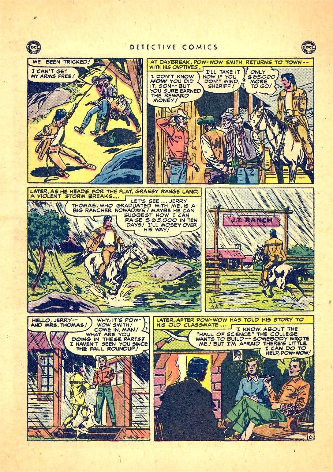 Read online Detective Comics (1937) comic -  Issue #166 - 44