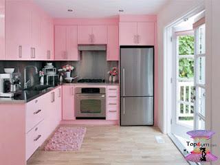 أحدث كتالوج الوان للمطابخ مودرن 2019 A Modern Kitchen Design