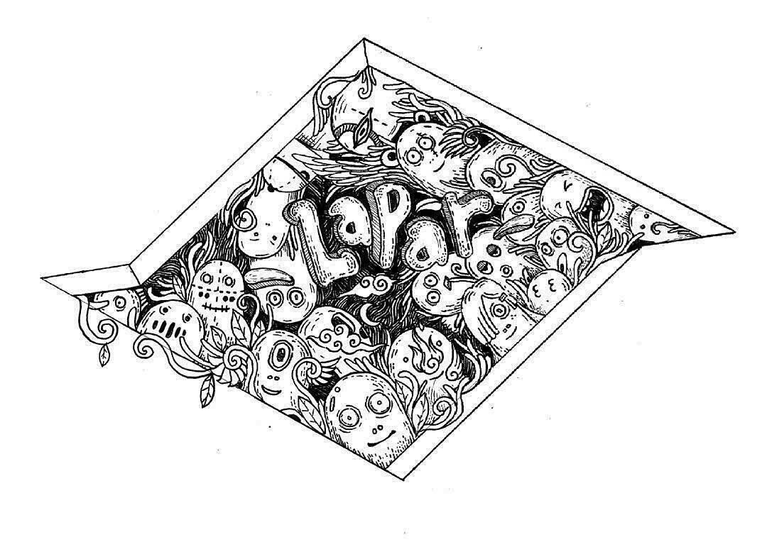 Karya Doodle Art By DoodleArt_Penajam