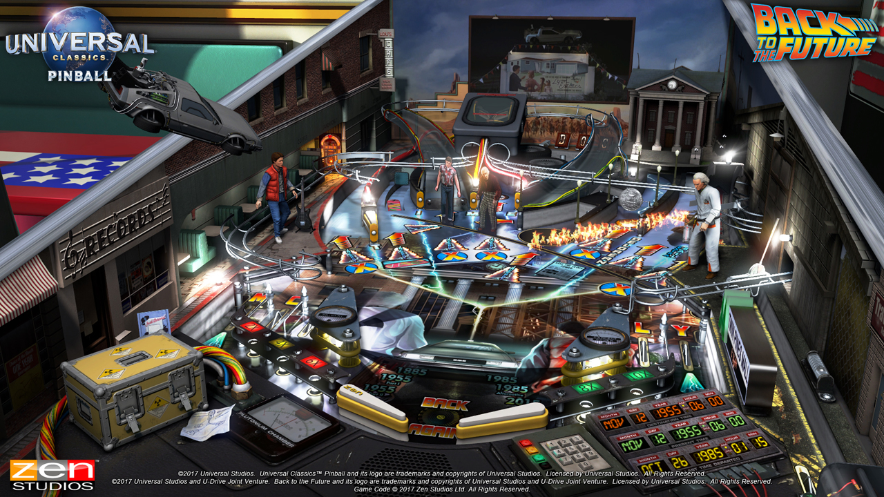 Peanut Butter and Awesome: Pinball FX3 - Nintendo Switch