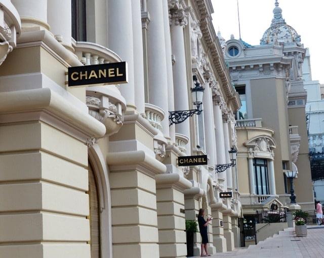 fashion world logos look-alike chanel gucci branding design
