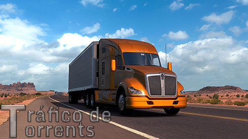 Baixar a Screen American Truck Simulator PC