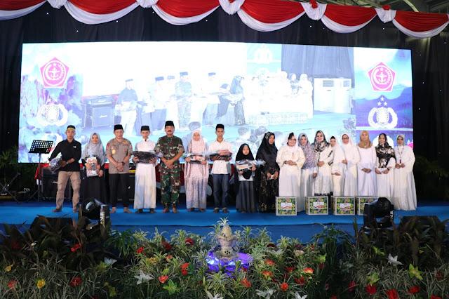 Safari Ramadhan Panglima TNI dan Kapolri Ke Sulawesi Selatan