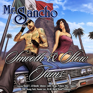 Mr. Sancho - Smooth & Slow Jams (2013)