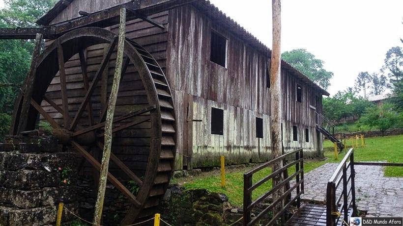 Museu ao Ar Livre de Orleans - Roteiro Santa Catarina: 4 dias no sul catarinense